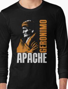GERONIMO-APACHE Long Sleeve T-Shirt
