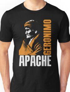 GERONIMO-APACHE Unisex T-Shirt