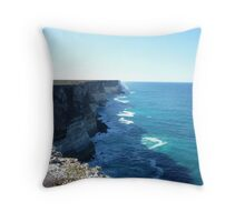 Cliffs (2) Throw Pillow