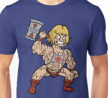 Mini-He-Man Unisex T-Shirt
