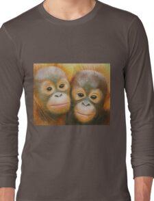 Rocky and Rickina Long Sleeve T-Shirt