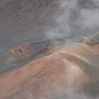 Haleakala Crater on Maui by markrt