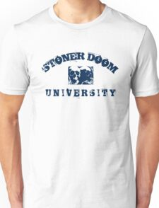 STONER DOOM - BLUE Unisex T-Shirt