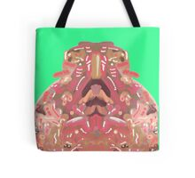 I Scream for Ice Cream Deity  Tote Bag
