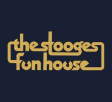 Stooges Fun House Kids Tee