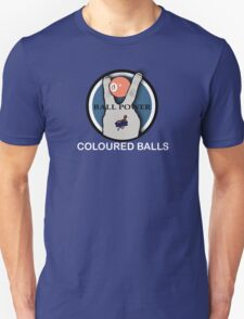 Coloured Balls - Ball Power T-Shirt