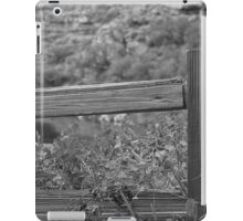 A Wooden Fence iPad Case/Skin
