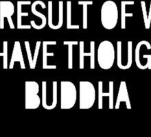 Thought (Buddha) Sticker