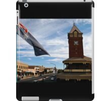 from the royal exchange hotel, broken hill iPad Case/Skin