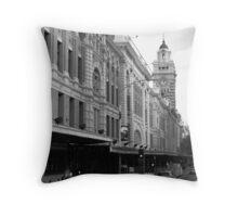 Victorian brillance  Throw Pillow