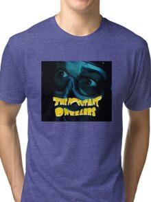 The Mutant Dwellers (smaller) Tri-blend T-Shirt