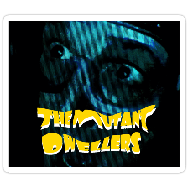 The Mutant Dwellers (smaller) by Margaret Bryant