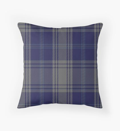 02818 Edwards Clan/Family Tartan  Throw Pillow