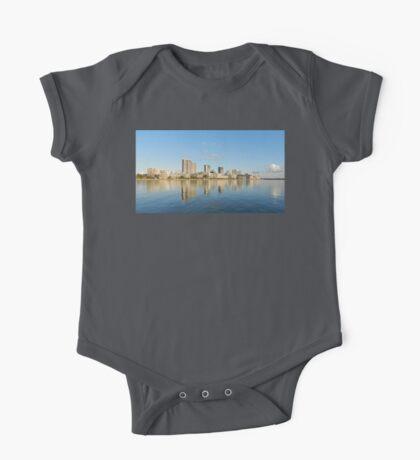 Rhodes, Sydney One Piece - Short Sleeve