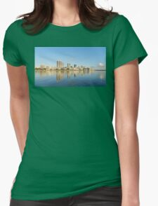 Rhodes, Sydney Womens Fitted T-Shirt