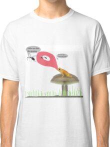 The tongue ipeming Classic T-Shirt