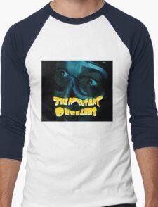 The Mutant Dwellers (larger) Men's Baseball ¾ T-Shirt