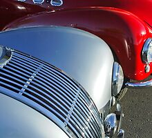 Allard Roadsters K1 K2 K3 Front Ends by Jill Reger