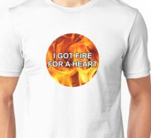 Drag Me Down (Fire For A Heart) - One Direction Unisex T-Shirt