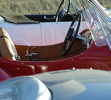 Allard Roadsters K1 K2 K3 Steering Wheels by Jill Reger