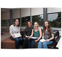 Bromley High School A Level results students 2015 Poster