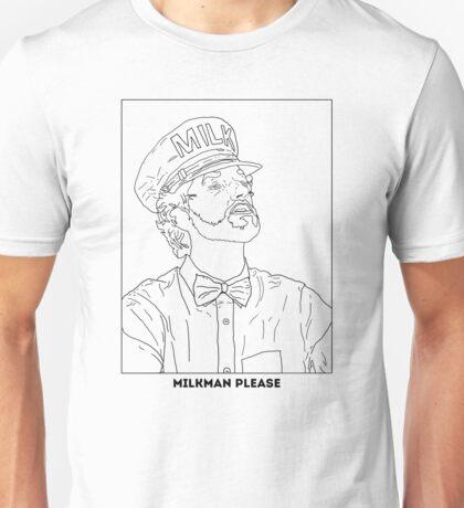 SCHEN BWARTZ WHITE Unisex T-Shirt