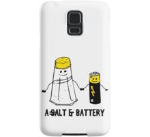 Salt Battery Samsung Galaxy Case/Skin