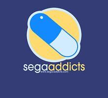 Sega Addicts - Classic Logo Unisex T-Shirt