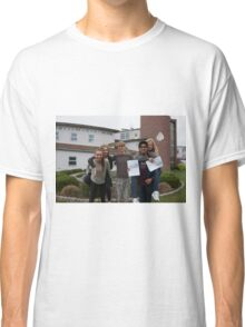 Bishop Justus School A Level results students 2015 Classic T-Shirt