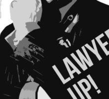 Law'yr Up! Sticker