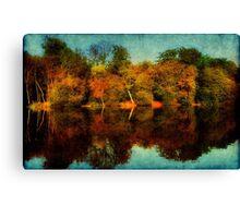 Nature's Mirror ©  Canvas Print