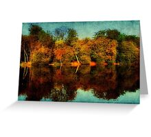 Nature's Mirror ©  Greeting Card