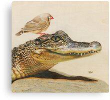 The Intrepid Friendship Canvas Print