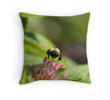 Up in the air! Throw Pillow