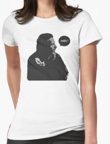 Carltatorship Womens Fitted T-Shirt