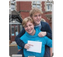 Hayes School in Kent A Level results students 2015 iPad Case/Skin