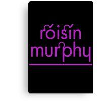 Róisín Murphy - fashion Canvas Print
