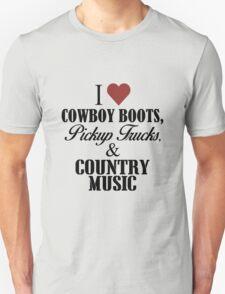 country music T-Shirt