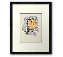 My Precious Tee Framed Print