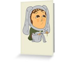 My Precious Tee Greeting Card