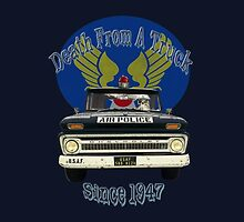 Air Force Peacekeepers: Death From A Truck by Larry Oates