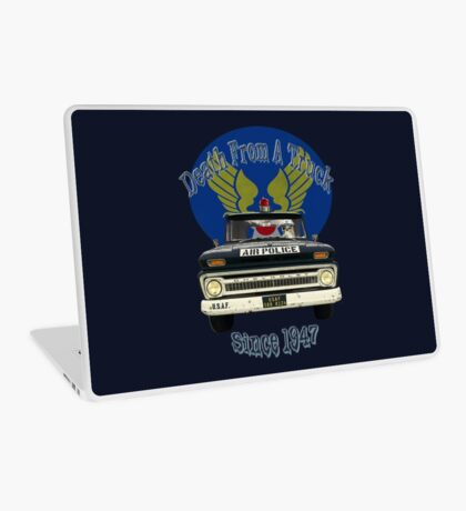 Air Force Peacekeepers: Death From A Truck Laptop Skin