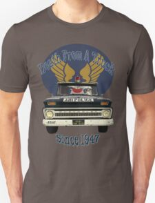 Air Force Peacekeepers: Death From A Truck Unisex T-Shirt