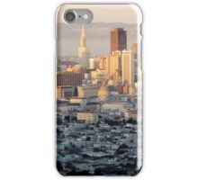 Above the Excitement iPhone Case/Skin