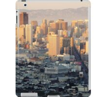 Above the Excitement iPad Case/Skin
