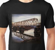 Reflections at Nightfall Unisex T-Shirt