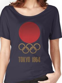 Tokyo 1964 - Olympics - Render Women's Relaxed Fit T-Shirt
