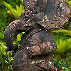 Ganesha by Werner Padarin