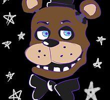 Freddy Fazbear by LittleNerd7676