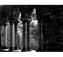The Shadows Speak Photographic Print